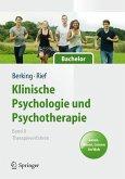 Klinische Psychologie und Psychotherapie für Bachelor