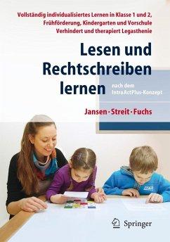 Lesen und Rechtschreiben lernen nach dem IntraA...