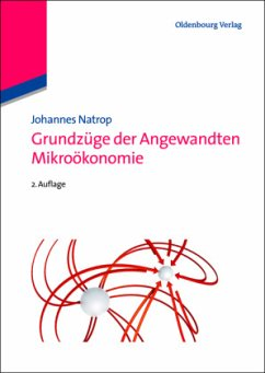 Grundzüge der Angewandten Mikroökonomie - Natrop, Johannes