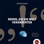 Reden, die die Welt veränderten, 3 Audio-CDs