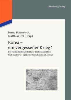 Korea - ein vergessener Krieg?