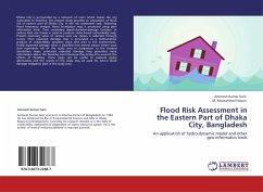 Flood Risk Assessment in the Eastern Part of Dhaka City, Bangladesh
