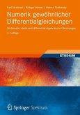 Numerik gewöhnlicher Differentialgleichungen