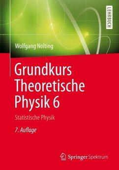 Grundkurs Theoretische Physik 6 - Nolting, Wolfgang