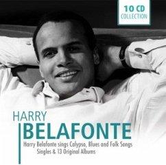 Harry Belafonte Sings Calypso,Blues And Folk Song - Harry Belafonte