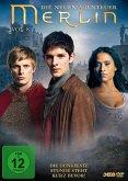 Merlin - Die neuen Abenteuer - Staffel 4.2 (Vol. 8) DVD-Box
