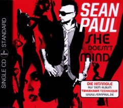 She Doesn'T Mind (2track) - Sean Paul