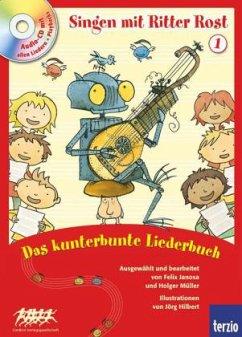 Singen mit Ritter Rost, m. Audio-CD