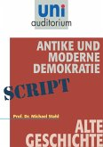 Antike und moderne Demokratie (eBook, ePUB)
