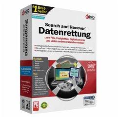 Search & Recover - Datenrettung (Download für Windows)