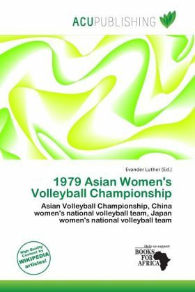 1979 Asian Women's Volleyball Championship