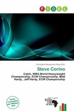 Steve Corino - Herausgegeben von Donatienne Ruby, Christabel