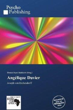 Angélique Duvier