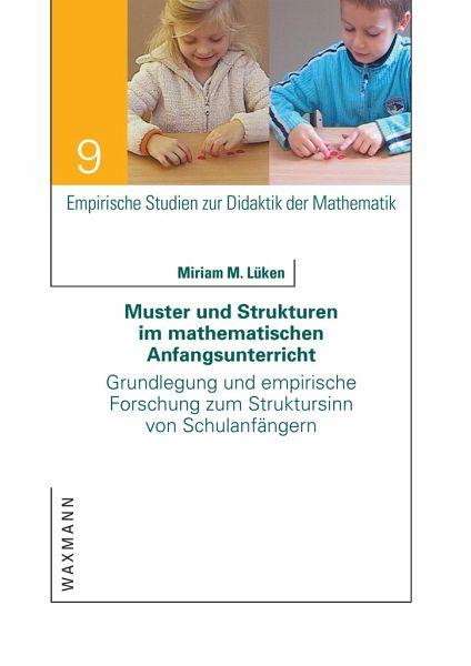 muster und strukturen im mathematischen anfangsunterricht von miriam m l ken fachbuch. Black Bedroom Furniture Sets. Home Design Ideas