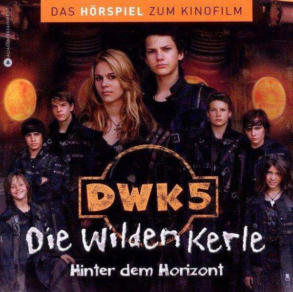 Die Wilden Kerle Hinter dem Horizont 1 Audio-CD