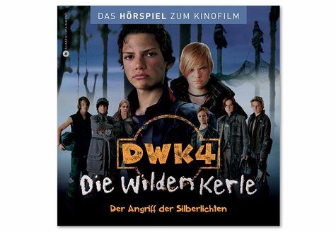 Die Wilden Kerle Der Angriff der Silberlichten 1 Audio-CD
