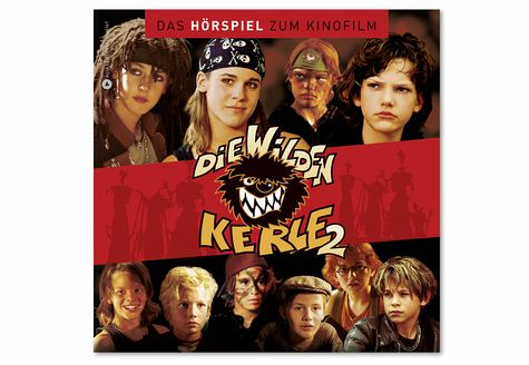 Die wilden Kerle 2 1 Audio-CD