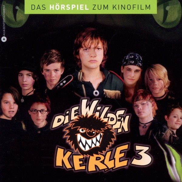 Die wilden Kerle 1 Audio-CD