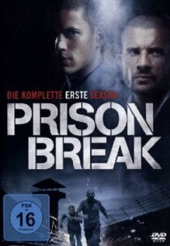 Prison Break - Die komplette Season 1 (6 Discs)