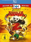 Kung Fu Panda 2 (Blu-ray 3D, + Blu-ray 2D)