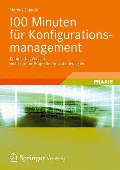 100 Minuten für Konfigurationsmanagement