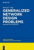 Generalized Network Design Problems