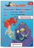 Leserabe 11. Lesestufe 1. Pimpinella Meerprinzessin und der Delfin