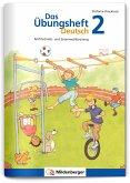 Das Übungsheft Deutsch Bd.2