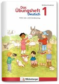 Das Übungsheft Deutsch Bd.1
