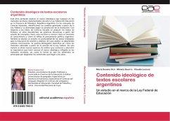 Contenido ideológico de textos escolares argentinos
