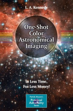 One-Shot Color Astronomical Imaging - Kennedy, L. A.