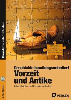Geschichte handlungsorientiert: Vorzeit und Antike - Breiter, Rolf; Paul, Karsten
