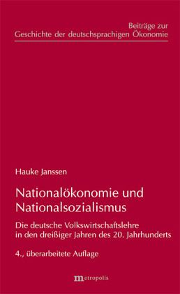 national konomie und nationalsozialismus von hauke janssen fachbuch. Black Bedroom Furniture Sets. Home Design Ideas