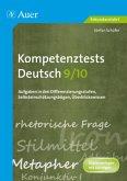 Kompetenztests Deutsch, Klasse 9/10