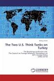 The Two U.S. Think Tanks on Turkey