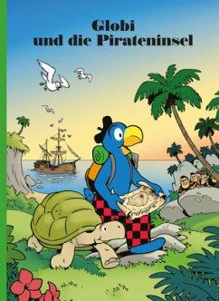 Globi und die Pirateninsel - Lendenmann, Jürg