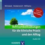 Achtsamkeitsübungen für die klinische Praxis und den Alltag, Audio-CD