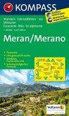 Kompass Karte Meran; Merano