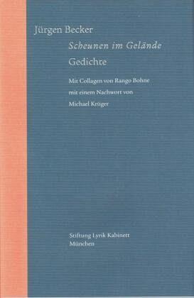 Scheunen Im Gelande Gedichte Von Jurgen Becker Portofrei Bei Bucher De Bestellen
