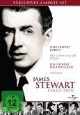James Stewart Collection: Mein Freund Harvey, Die Glenn Miller Story, Cocktail für eine Leiche, Vertigo DVD-Box