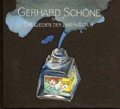 Die Lieder Der Briefkästen - Schöne,Gerhard