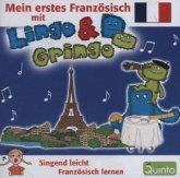 Erstes Französisch mit Lingo & Gringo, Audio-CD
