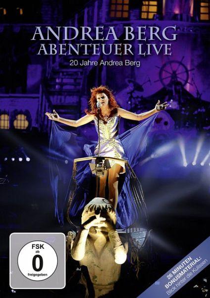 Abenteuer Live - 20 Jahre Andrea Berg - Andrea Berg