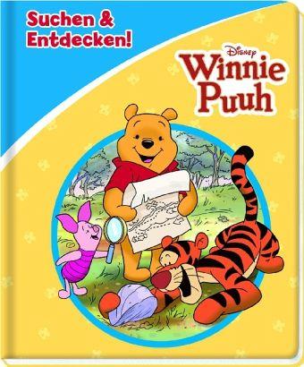 Winnie Puuh, Suchen & Entdecken! - Disney, Walt; Milne, Alan Alexander; Shepard, Ernest H.