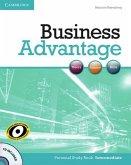 Business Advantage B1. Intermediate. Personal Study Book with 1 Audio-CD