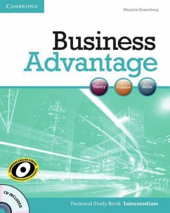 Business Advantage B1. Intermediate. Personal Study Book with 1 Audio-CD