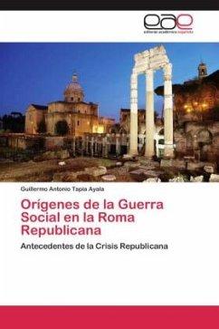 Orígenes de la Guerra Social en la Roma Republicana