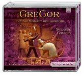 Gregor und das Schwert des Kriegers / Gregor Bd.5 (4 Audio-CDs)