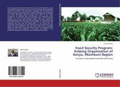 Food Security Program: Kolping Organization of Kenya, Miambani Region