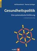 Lehrbuch Gesundheitspolitik